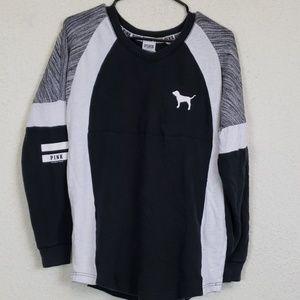 Pink Victoria secret sweater